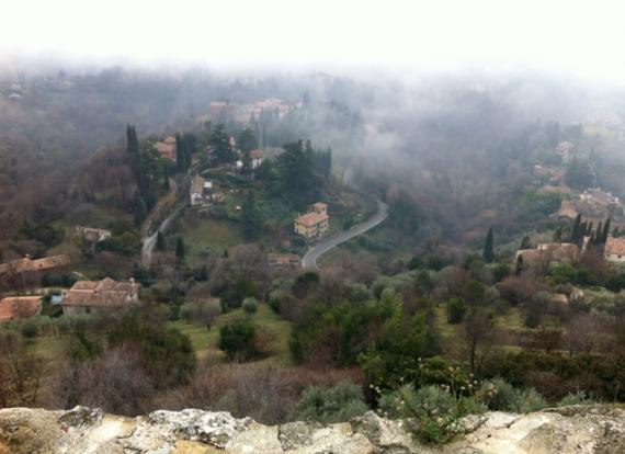Asolo view