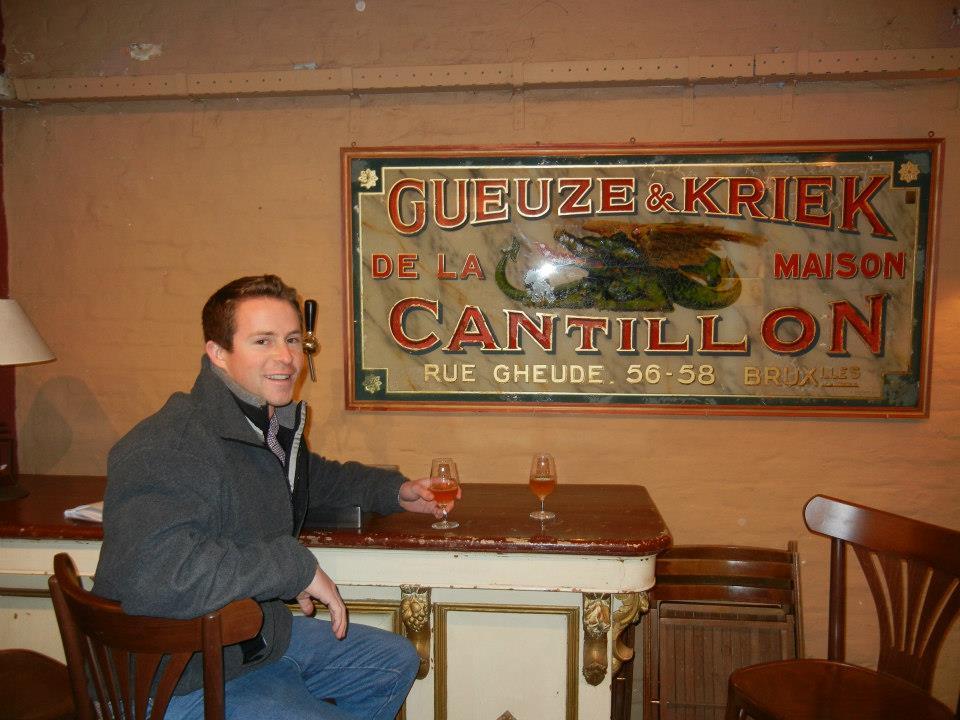 Cantillon Brewery Tour