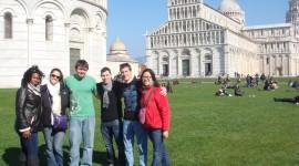 Group in Pisa