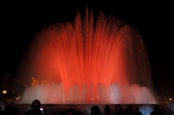 The Magical Fountain