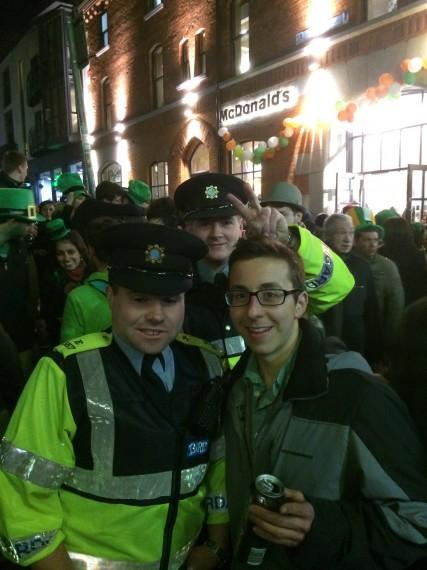 Dublin's police officers