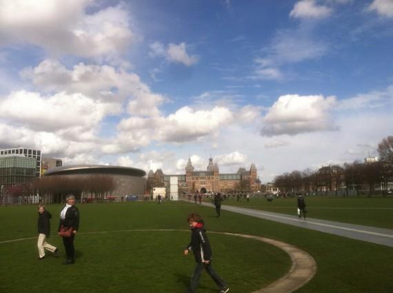 Amsterdam National Museum!