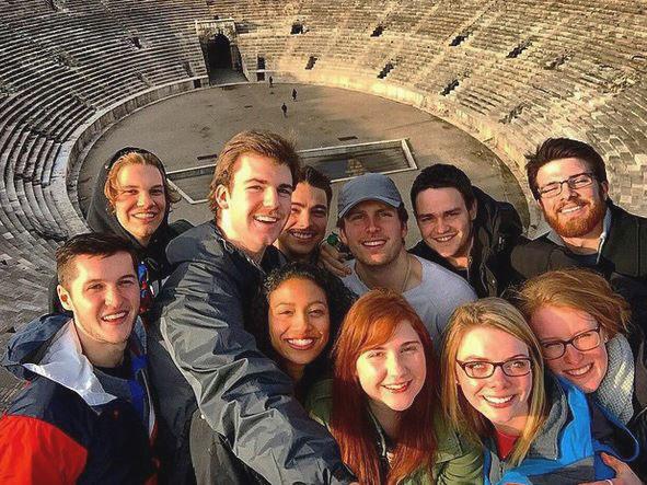 Study Abroad Cimba Italy