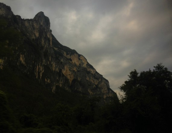 Mountain in northern Italy