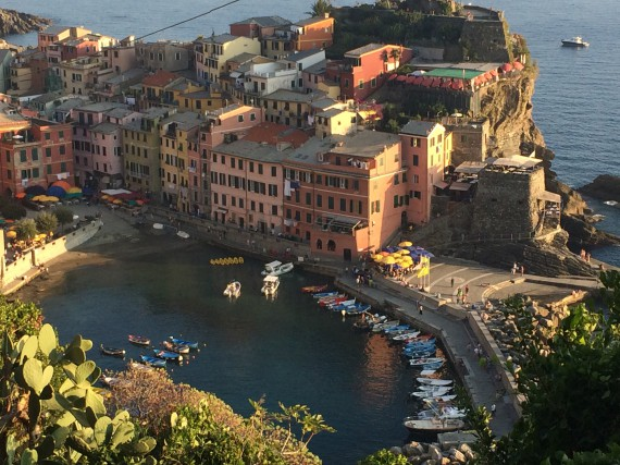 Hike to Vernazza