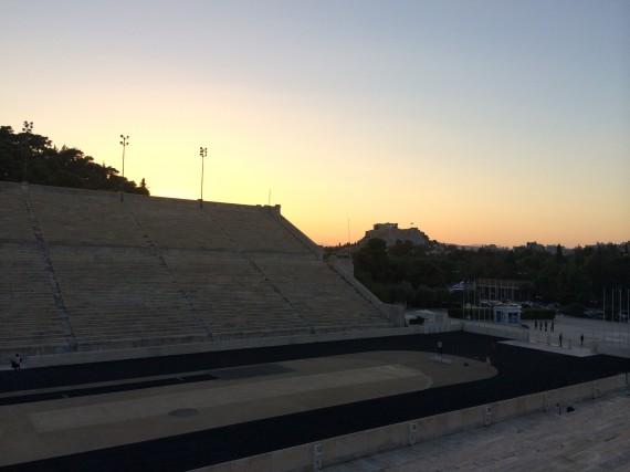 Greece Olympic Stadium