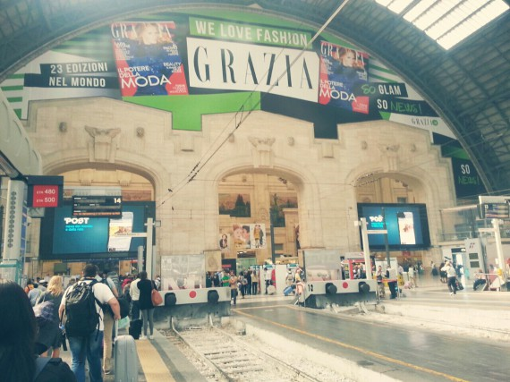 Grand Station 'Milan Centrale'