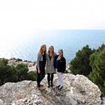 Exploring Punta Corrente