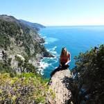 The hike between Monterosso and Vernazza