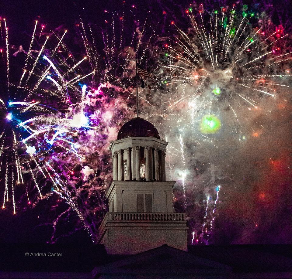 Fireworks 20142