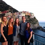 The village of Manarola