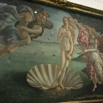 "Botticelli's ""Birth of Venus"" at the Uffizi"