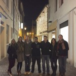 We went as a group to the nearby town of Bassano to enjoy some shopping and food!