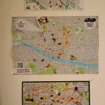 All my travel maps!