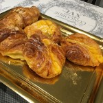 Nothing like breakfast in Rome, and even better when you wake up to fresh pastries from your host!