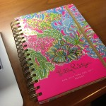 I love my agenda. I need to write everything down in order to keep it all straight. I never start a semester with out having a good day planner.
