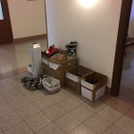 While packing up, we can leave our still usable, unwanted items here for donation to future CIMBA students