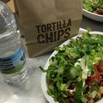 We found a Chipotle in London!