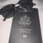 Passport & Sunglasses: Check