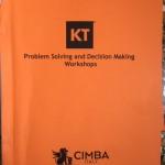 Kepner-Tregoe PSDM Course