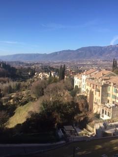 Views from my runs (walks) in Paderno