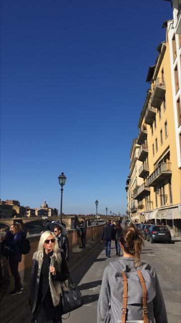 Deciphering the Italian look vs. the American: a closer glimpse