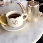 Breakfast tea in Asolo!