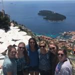 Beautiful view of Dubrovnik!