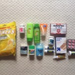 As recommended by CIMBA, I am packing all my OTC medication and travel-sized toiletries just in case.