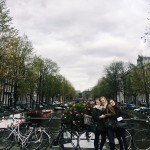 My favorite view in Amsterdam